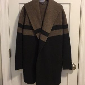 Vince hooded sweater